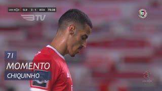 SL Benfica, Jogada, Chiquinho aos 71'