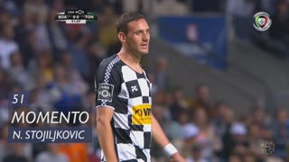 Boavista FC, Jogada, N. Stojiljkovic aos 51'