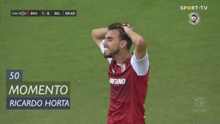 SC Braga, Jogada, Ricardo Horta aos 50'