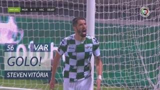 GOLO! Moreirense FC, Steven Vitória aos 56', Moreirense FC 1-1 Vitória SC