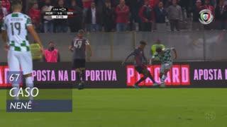 Moreirense FC, Caso, Nenê aos 67'