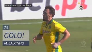 GOLO! FC P.Ferreira, Marco Baixinho aos 75', Moreirense FC 1-1 FC P.Ferreira
