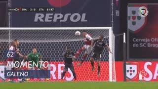 SC Braga, Jogada, Galeno aos 62'