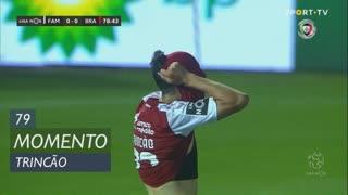 SC Braga, Jogada, Trincão aos 79'