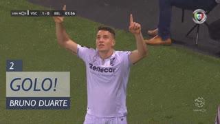 GOLO! Vitória SC, Bruno Duarte aos 2', Vitória SC 1-0 Belenenses