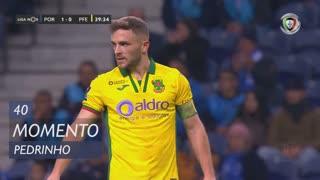 FC P.Ferreira, Jogada, Pedrinho aos 40'
