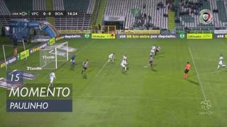 Boavista FC, Jogada, Paulinho aos 15'