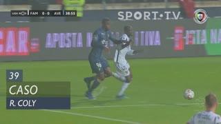 FC Famalicão, Caso, R. Coly aos 39'