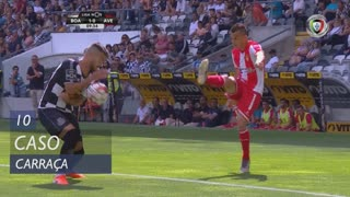 Boavista FC, Caso, Carraça aos 10'