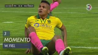 FC P.Ferreira, Jogada, W. Fiel aos 3'