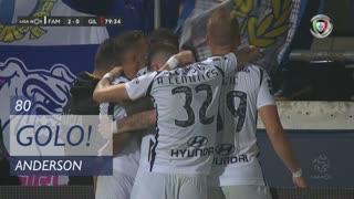 GOLO! FC Famalicão, Anderson aos 80', FC Famalicão 2-0 Gil Vicente FC