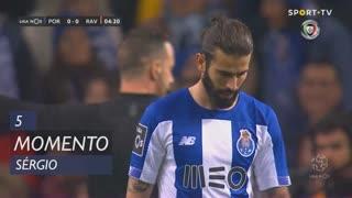 FC Porto, Jogada, Sérgio aos 5'
