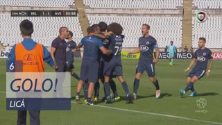GOLO! Belenenses SAD, Licá aos 6', Belenenses SAD 1-1 CD Aves
