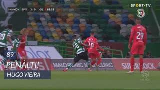 Gil Vicente FC, Penálti, Hugo Vieira aos 89'