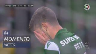 Sporting CP, Jogada, Vietto aos 84'