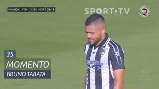 Portimonense, Jogada, Bruno Tabata aos 35'