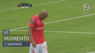 Santa Clara, Jogada, Thiago Santana aos 65'