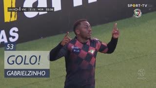 GOLO! Moreirense FC, Gabrielzinho aos 53', Vitória SC 1-1 Moreirense FC