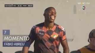 Moreirense FC, Jogada, Fábio Abreu aos 7'