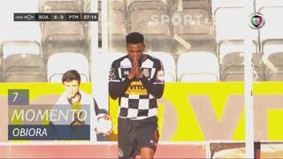 Boavista FC, Jogada, Obiora aos 7'