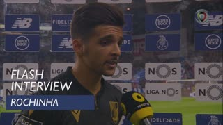Liga (4ª): Flash Interview Rochinha