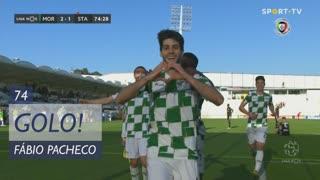 GOLO! Moreirense FC, Fábio Pacheco aos 74', Moreirense FC 2-1 Santa Clara
