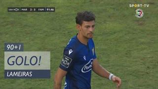 GOLO! FC Famalicão, Lameiras aos 90'+1', Marítimo M. 2-3 FC Famalicão