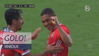 GOLO! SL Benfica, Vinícius aos 65', SL Benfica 3-2 Santa Clara