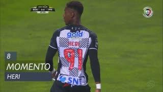 Boavista FC, Jogada, Heri aos 8'