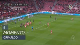SL Benfica, Jogada, Grimaldo aos 6'
