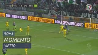 Sporting CP, Jogada, Vietto aos 90'+5'