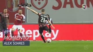 Moreirense FC, Jogada, Alex Soares aos 49'