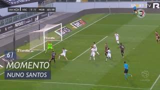 Moreirense FC, Jogada, Nuno Santos aos 61'