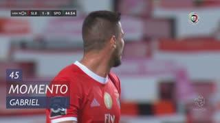 SL Benfica, Jogada, Gabriel aos 45'