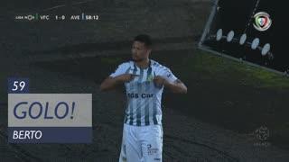 GOLO! Vitória FC, Berto aos 59', Vitória FC 1-0 CD Aves