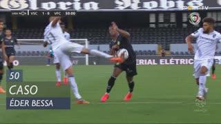 Vitória FC, Caso, Éber Bessa aos 50'