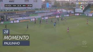SC Braga, Jogada, Paulinho aos 28'