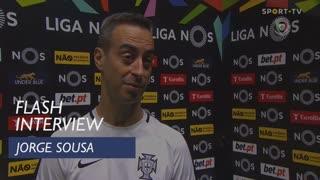 Jorge Sousa: