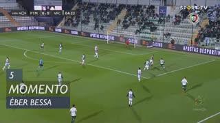 Vitória FC, Jogada, Éber Bessa aos 5'
