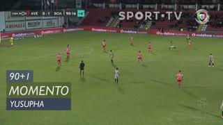 Boavista FC, Jogada, Yusupha aos 90'+1'