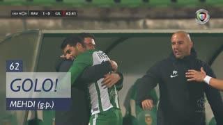 GOLO! Rio Ave FC, Mehdi aos 62', Rio Ave FC 1-0 Gil Vicente FC