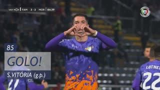 GOLO! Moreirense FC, Steven Vitória aos 85', FC Famalicão 3-3 Moreirense FC