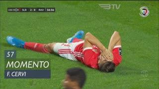 SL Benfica, Jogada, F. Cervi aos 57'