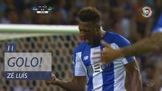 GOLO! FC Porto, Zé Luís aos 11', FC Porto 1-0 Vitória FC