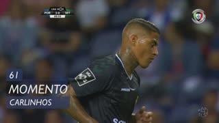 Vitória FC, Jogada, Carlinhos aos 61'