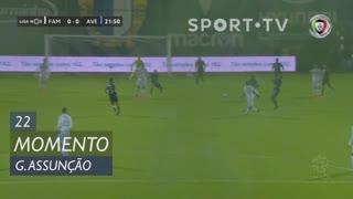 FC Famalicão, Jogada, Gustavo Assunção aos 22'