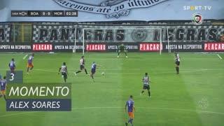 Moreirense FC, Jogada, Alex Soares aos 3'