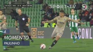 Boavista FC, Jogada, Paulinho aos 4