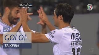 GOLO! Vitória SC, Teixeira aos 50', Vitória SC 1-0 FC Famalicão