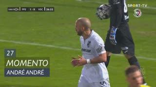 Vitória SC, Jogada, André André aos 27'